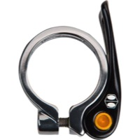 BOX Helix Quick Release Seat Clamp - 34.9mm (Gun Metal)