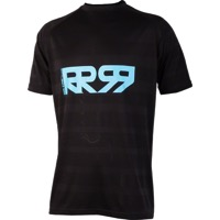 Royal Impact SS Jersey - Black/Electric Blue - Small (Black/Electric Blue)