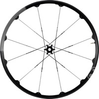 "Crank Brothers Cobalt 2 ""Boost"" 29"" Wheelset - 29"" Wheelset: 15mm x 110 Front, 148mm x 12 Rear (Black/Grey)"