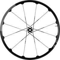 "Crank Brothers Iodine 2 ""Boost"" 29"" Wheelset - 29"" Wheelset: 15mm x 110 Front, 148mm x 12 Rear (Black/Grey)"