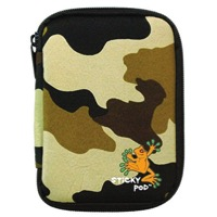 Miles Wide Sticky Pods - Small (Camo)