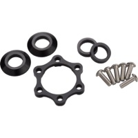 "Problem Solvers Booster Conversion Kits - Front Kit - Converts 15x100mm TA to 15x110mm ""Boost"" TA"