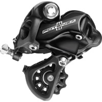 Campagnolo Potenza Rear Derailleur - 11 Speed - Short Cage (Black)
