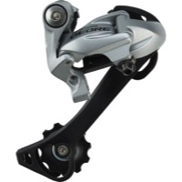 Shimano RD-T610 Deore Touring Rear Derailleur - 10 Speed - Long Cage SGS (Silver)