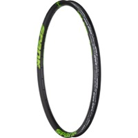 "Spank Spike Race 33 27.5"" (650b) Rim - 27.5"" x 32 Hole (Black/Green)"