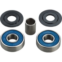 Rock Shox Shock Eyelet Bearing - Shock Bearing with Spacers ('17+ Deluxe/Super Deluxe BR)