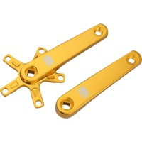 Promax SQ-1 Cold Forged Crank Arms - 150mm (Gold)