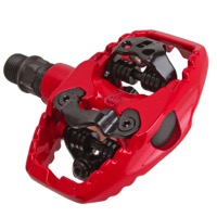 Ritchey Comp Trail Mtn Clipless Pedals - Pair (Red)