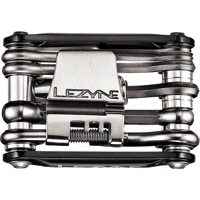 Lezyne Rap-15 CO2 Alloy Multi Tool - Multi Tool
