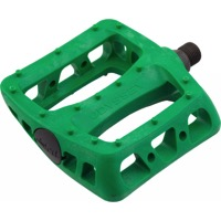 "Odyssey Twisted PC Pedals - 9/16"" - Pair (Matte Kelly Green)"