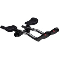 Profile Design T3+ Carbon Aerobar - 26.0 / 31.7 / 31.8mm Clamp (Carbon/Gloss Black)