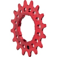 Wolf Tooth Components Single Speed Alloy Cogs - 16 Tooth (Red)
