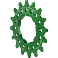 Wolf Tooth Components Single Speed Alloy Cogs - 16 Tooth (Green)