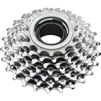 SunRace 7 Speed Freewheels - 13-25t (Silver)