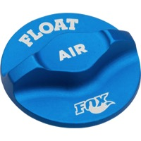 Fox Racing Fork External Small Parts - Valve Cap for 32 and 34 Forks (Blue)
