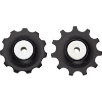 Shimano Upper and Lower Pulleys and Bolts - SLX M7000 Pulley Set (Pair)
