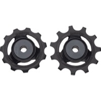 Shimano Upper and Lower Pulleys and Bolts - Dura-Ace R9100 Pulley Set (pair)