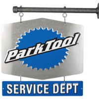 Park Tool SDS-1 Single-Sided Shop Service Sign - Sign