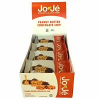 JoJe' Bars - Peanut Butter Chocolate Chip (Box of 12)