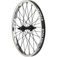 "Stolen Rampage Front Wheels - Front 20"" x 36h x 3/8"" Male Axle (Polished)"