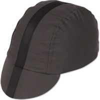 Pace Classic Cycling Cap - Charcoal w/Black Stripe - X Large (Charcoal w/Black Stripe)