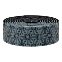Supacaz Super Sticky Kush Bar Tape - Gunmetal