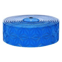 Supacaz Super Sticky Kush Bar Tape - Neon Blue