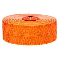 Supacaz Super Sticky Kush Bar Tape - Neon Orange