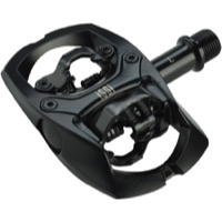 iSSi Trail I Clipless Pedals - Pair (BlackOut Black)