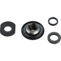 Shimano Hub Axle Cones/Locknuts - Deore Front Cone/Lock Nut Unit (HB-M590, HB-T610)