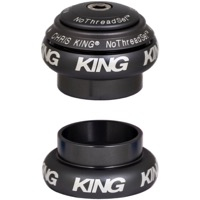 "Chris King Griplock No Threadset - Matte Slate 1 1/8"" (Sotto Voce Logo)"