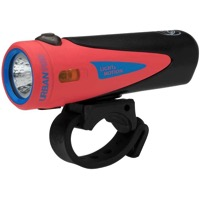 Light & Motion Urban 900 Headlight - Headlight (Red Stripe)