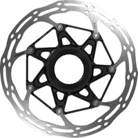 Sram Centerline 2-Piece Rounded Edge Disc Rotors - 160mm (Center-Lock)