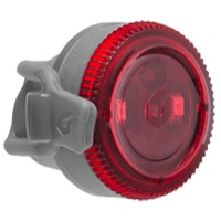 Blackburn Click Rear Tail Light 2018 - Light (Gray)