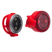 Blackburn Click Combo 2018 - Light Set, Front and Rear (Red)