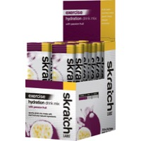 Skratch Labs Exercise Hydration Drink Mix - Passion Fruit (Single Serving)