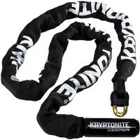"Kryptonite Keeper Integrated Chain Lock - 21.6"", 33.5"", or 47.3"" - 47.3"" (Black)"