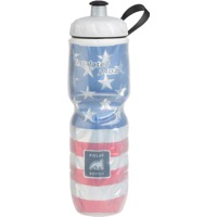 Polar Bottle Insulated Water Bottle - 24 Ounce - 24 oz. (Stars and Stripes)