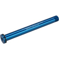 Wolf Tooth Components Fork Thru Axles - Rock Shox, 15x100mm (M15 x 1.5mm Thread) Blue