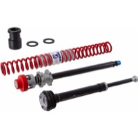 PUSH Fox 36 Fork Coil Conversion Kits w/Spring - 30lb/in - Red (140mm Travel)