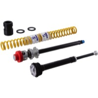 PUSH Fox 36 Fork Coil Conversion Kits w/Spring - 35lb/in - Yellow (140mm Travel)