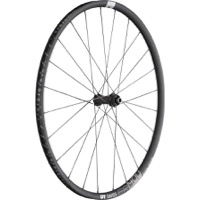 DT Swiss ER 1400 Spline 21 Disc Wheels - 700c Front, 9x100mm QR/12x100mm TA/15x100mm TA (Black)