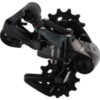 Sram X01 DH Type 3.0 Rear Derailleur - 7 Speed - Short Cage (Black)