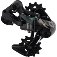 Sram X01 DH Type 3.0 Rear Derailleur - 7 Speed - Medium Cage (Black)