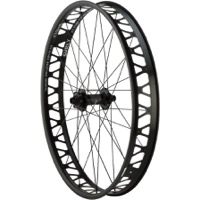 "Hope FatSno/Surly MOBD Front Wheel - 142mm/150mm Hub Spacing - 26"" x 32h x 15x142mm/15x150mm Thru Axle (Black)"