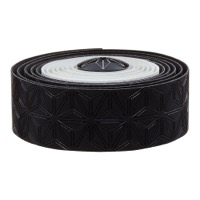 Supacaz Super Sticky Kush Bar Tape - Black and White
