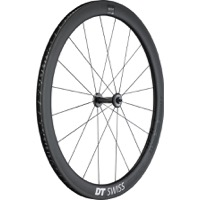 DT Swiss ARC 1100 Dicut 48 Wheels - 700c Front, 9x100mm QR (Black)