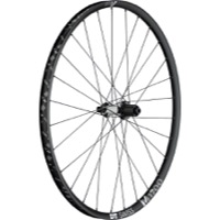 "DT Swiss M 1700 SPLINE 25 29"" Wheels - Rear 29"" x 12x142mm Thru Axle, Shimano HG (Black/Silver)"