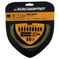 Jagwire Universal Pro Derailleur Cable/Housing - Yellow