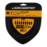 Jagwire Universal Pro Derailleur Cable/Housing - Stealth Black